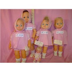 Chatty Dolls Mattel Tiny Chatty Cheerfu