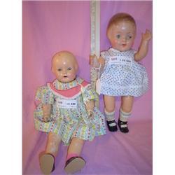 Dolls EffanBee Walk Talk Sleep Miles Ci