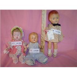 Dolls Composition Porcelain Nancy Arran