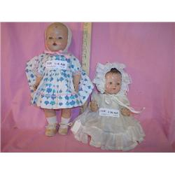 2 Baby Dolls Composition Miles City Mon