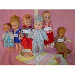 7 Dolls Horsman Georgene Miles City MT