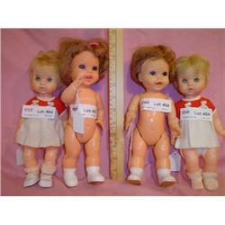 Dolls Mattel Baby Small Walk Baby Magic