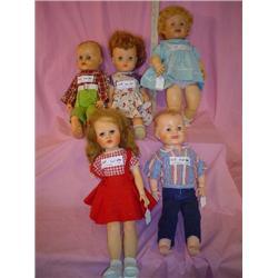 Dolls Stuffed Skin Horsman Miles City M