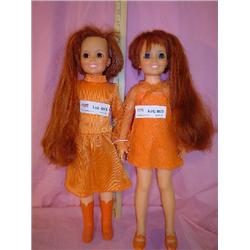 Crissy Doll Ideal MOVIN GROOVIN Crissy