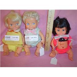 Dolls Ideal Thumbelinas Fun World Inc