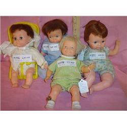 Dolls Ideal Thumbelina Eegee Co Miles C