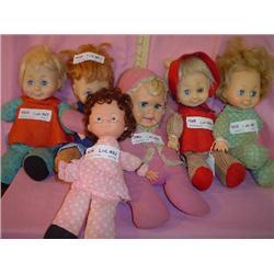 Dolls Yawnie 1974 Kenner Montana