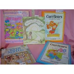 Doll Books Upsy Downsy Land Care Bears