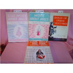 Doll Books All Hardback Miles City Mont