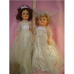 Bride Dolls 1960s Bride Miles City MT