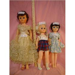Dolls Uneeda Doll Co 1967 Montana