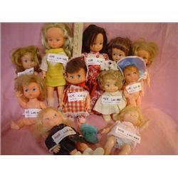 Dolls Uneeda Doll Co Playmates MT