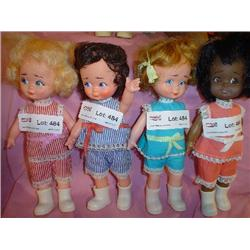 Dolls Tiny Chatty Brother Mattel Cheer