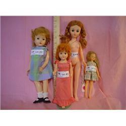 Dolls Vermont Maid Ideal Dodie Montana