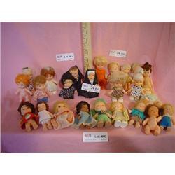 24 Tiny Dolls U D Co Inc Montana