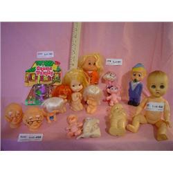 Dolls Blue Box Toys Yuletide Gnome Empi