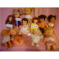 10 Girl Dolls Fisher Price Toys MT