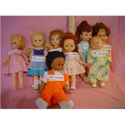 8 Dolls Horsman Dolls Inc Montana