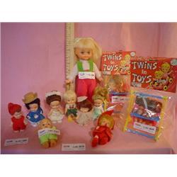 Dolls Eegee UD Co PeeWees Montana