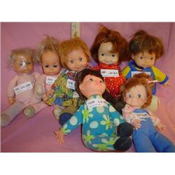 Dolls Eegee Remco Fisher Price Ideal La