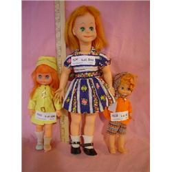 Dolls Velvet Brikette Vogue 1960 MT