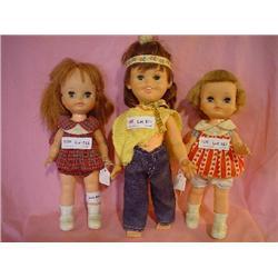 Dolls Remco Baby Walk Alone Winking Her