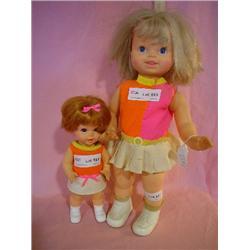 Dolls Baby Small Walk Mattel MT