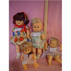 Dolls Ginny Baby Vogue Playmates MT