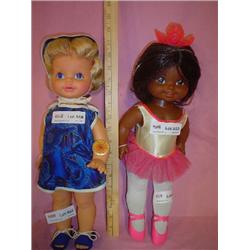 Dolls Ballerina Mattel Timey Tell MT