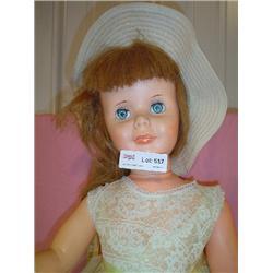 Large Standing Doll Uneeda Montana