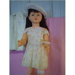 Large Standing Doll Miles City Montana
