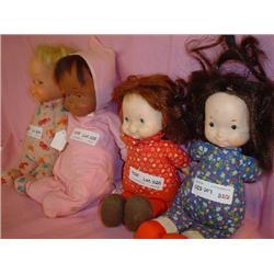 Dolls Cloth Stuffed Fisher Price Toys