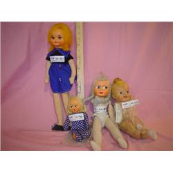 Dolls Kam Fisher Ideal Joe Poddoks Baby