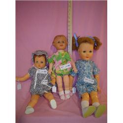 Dolls Cloth Stuffed Horsman Montana