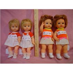 Dolls Baby Small Walk Mattel Topper Bab