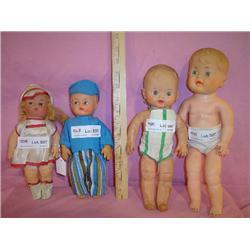Stuffed Skin Dolls Miles City Montana