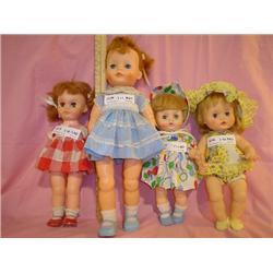 Dolls Uneeda Effanbee Doll Co Inc MT