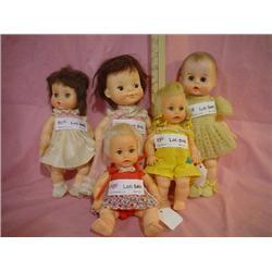 Dolls Effanbee Ideal Toy Co Montana