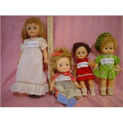 Dolls Eegee Effanbee Vinyl Patsy 1959