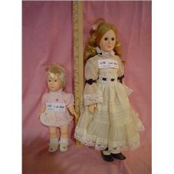 Dolls Effanbee Deewees Lisa Grows Up E