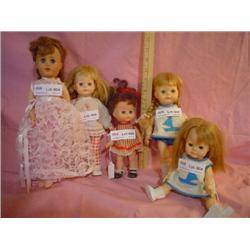 5 Dolls Vogue Doll Joel Toy MT