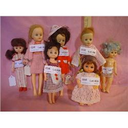Dolls Vogue Ginny Flagg Dolls Nancy Ann