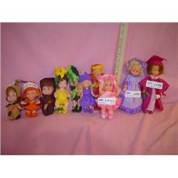 Dolls Dressed in felt Eugene Doll MT