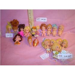 Dolls Mattel Hasbro Kiddle Goldilocks