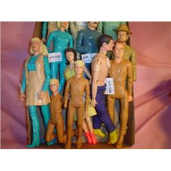 Dolls Jane West Louis Marx GI Joe Hasbr