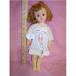 Mme Alexander Marybel Get Well Doll