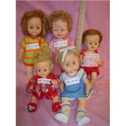 Dolls Uneeda Horsman Ideal Doll MT