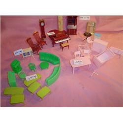 Doll Furniture Louis Marx Multiple Prod