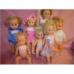 Dolls Jolly Toys Ideal Horsman Uneeda