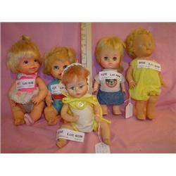 Dolls Teenie Weenie Tiny Tears Amer Ch
